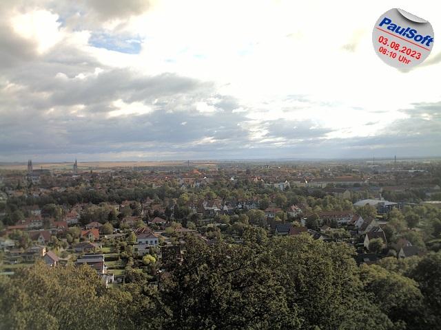 Halberstadt Skyline Panorama